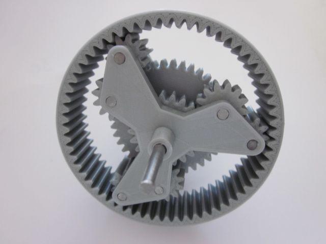ZAR8 Ravigneaux Gears